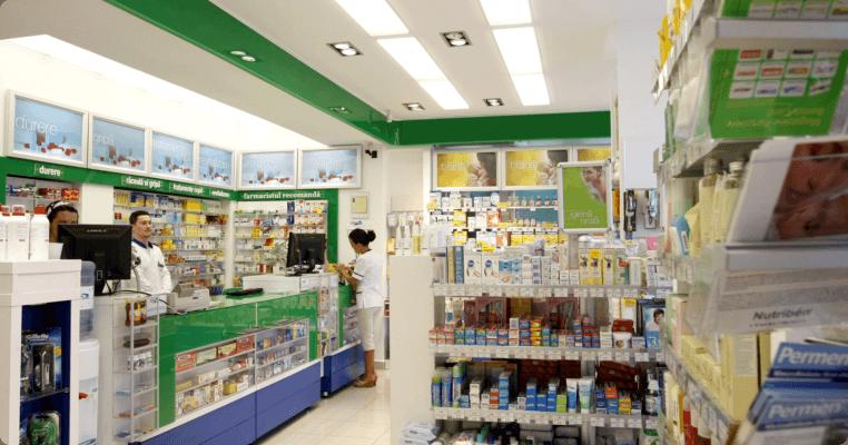 A Local Pharmacy
