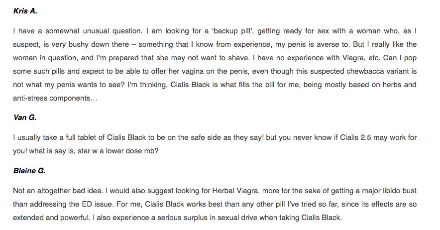 cialis black 800mg reviews