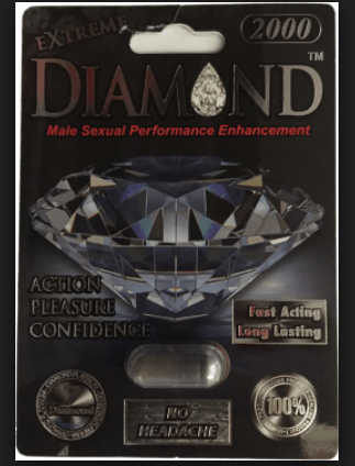 Diamond 2000 Pill